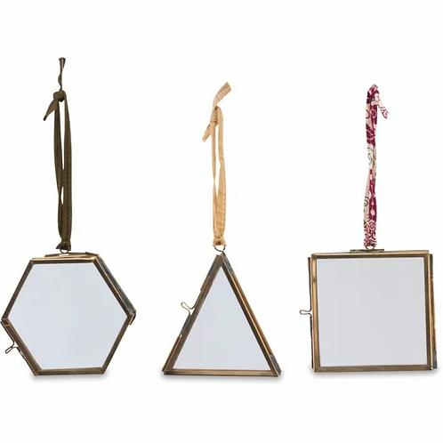 Tiny Kiko Decorations - Set of Three