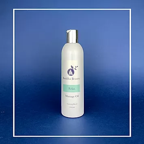 Relax Massage Oils