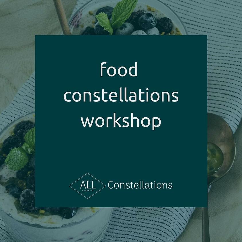 Food Constellations Workshop