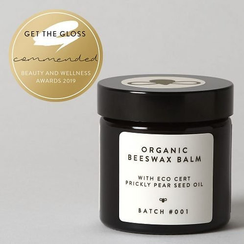 Organic Prickly Pear Beeswax Balm 60ml