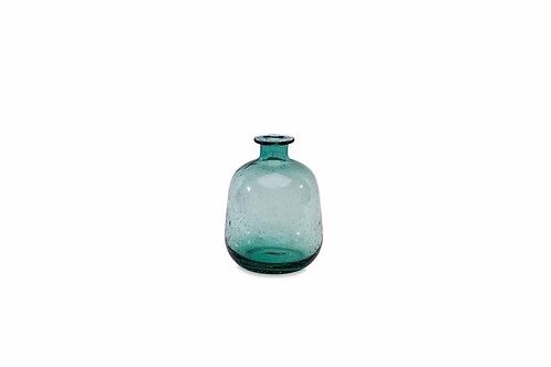 Toska Glass Bottle - Teal