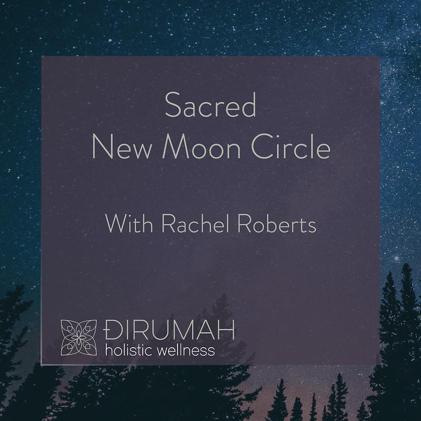 Sacred New Moon Circle