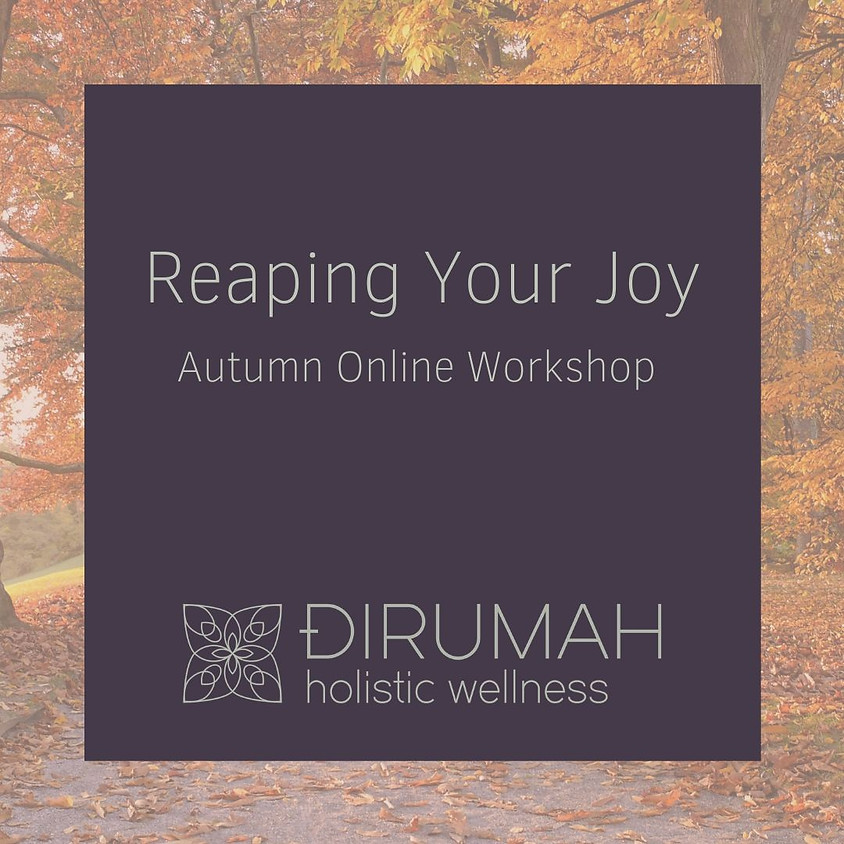Reaping Your Joy