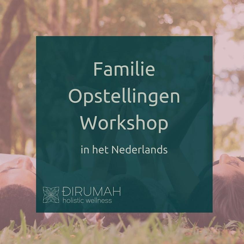 Familieopstellingen Workshop in het Nederlands
