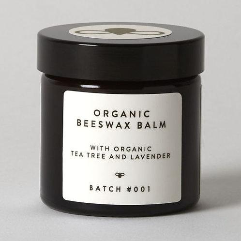 Organic Tea Tree & Lavender Beeswax Balm 60ml