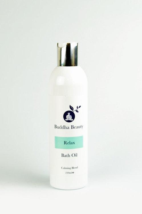Relax Organic Bath Oils