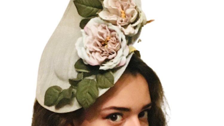 Pale Blue Weddings Hat