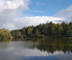 automne arc en ciel