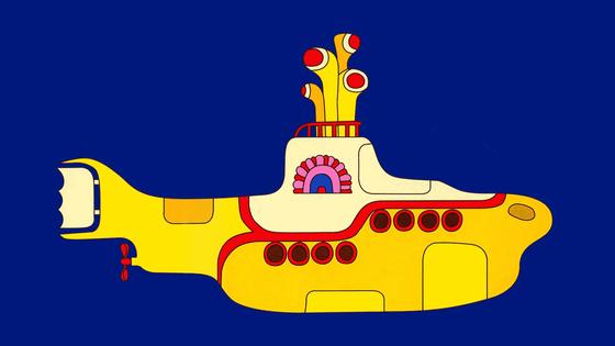Yellow Submarine - Movie Review