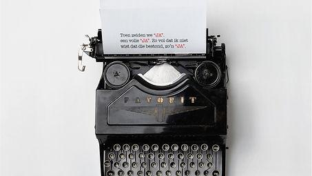 Geschreven Brief
