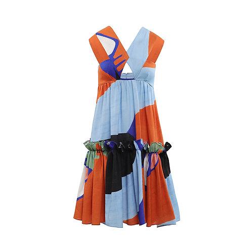 MURAL DRESS