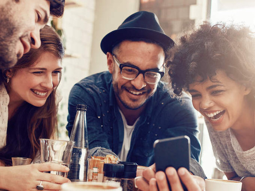 Does social media affect wellbeing & mental health?