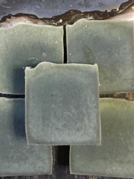 Spirulina & Kelp Soap