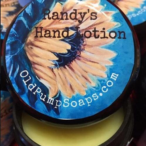 Randy's Hand Lotion