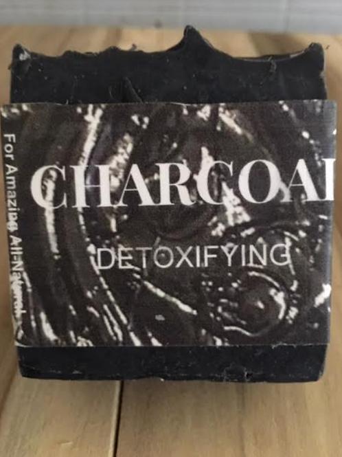 Charcoal Detoxifying Soap