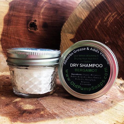 Organic Bergamot Dry Shampoo