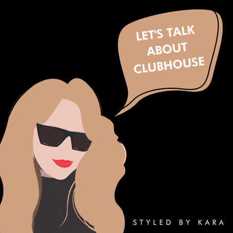 Let's Talk About Clubhouse