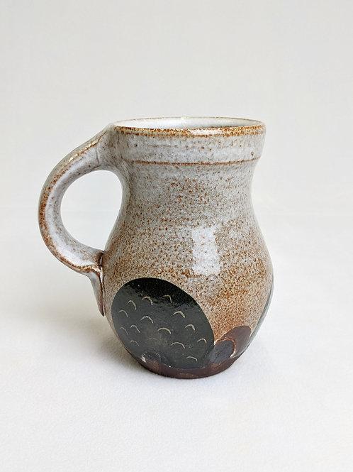 Painted Mug