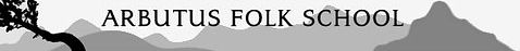 Arbutus Folk School Logo