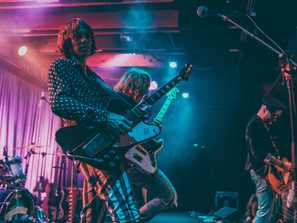 Live: Wyves, The Sink or Swim, Sunset Voodoo, Jane n the Jungle, Adero