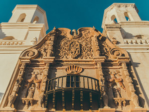 Travel: San Xavier Mission