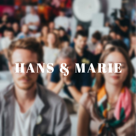 Hans & Marie