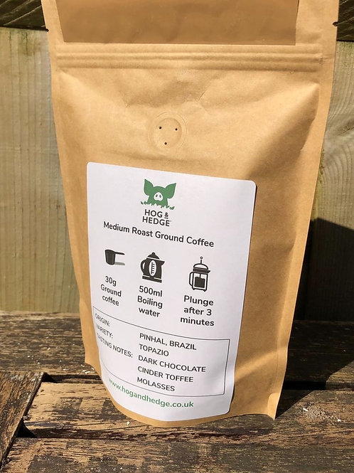Hog & Hedge Ground Coffee