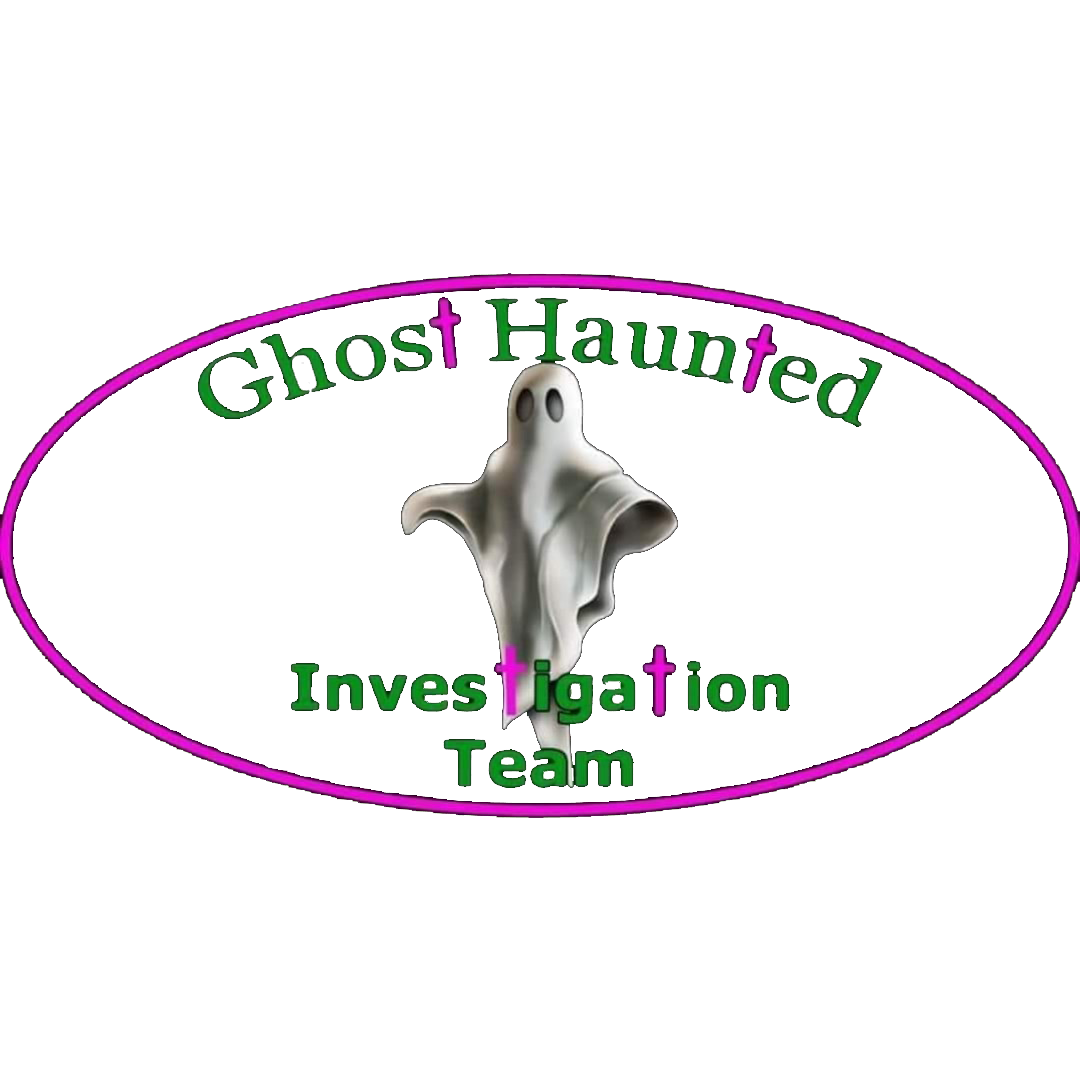 Ghost Haunted Logo