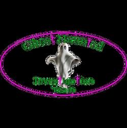 Ghost Haunted Logo