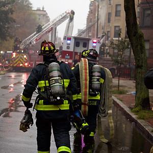 Hemenway Street Fire