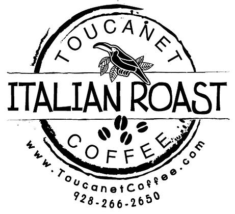 Italian Roast - Dark - 8/12/16oz.