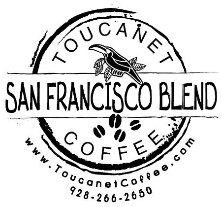 San Francisco Blend - 8/12/16oz.