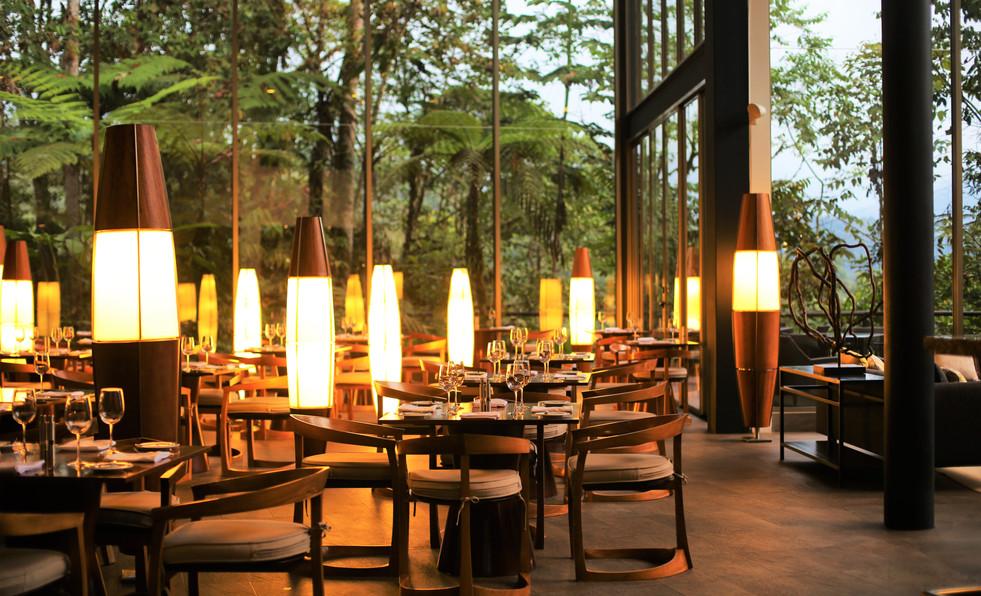 Restaurante | Mashpi Lodge