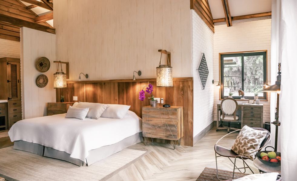 Garden Cottage room | La Danesa