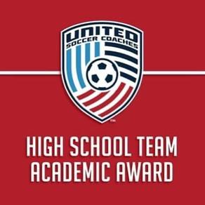 GCA Soccer earns Academic Award