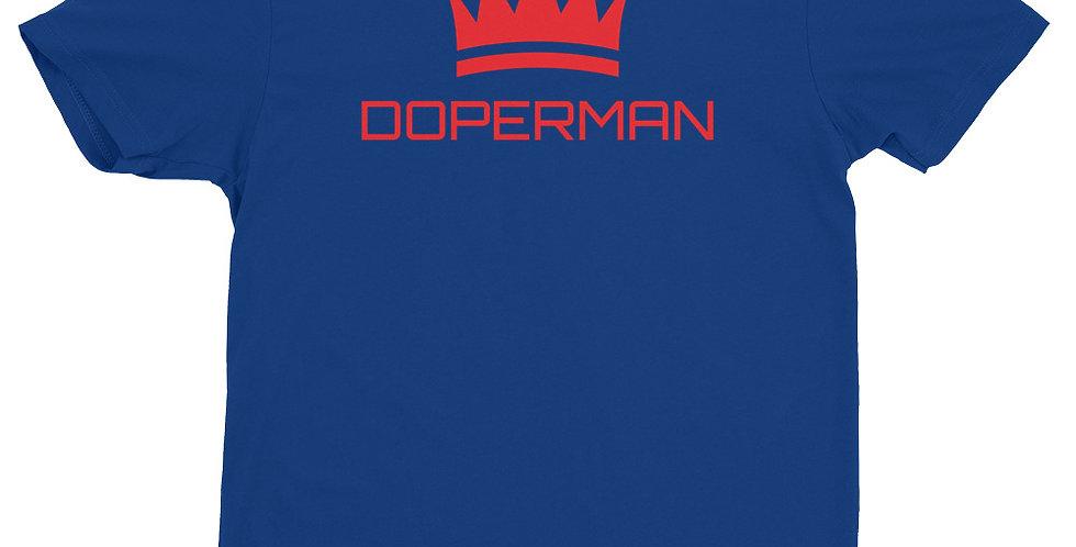 Doperman King Short Sleeve T-shirt