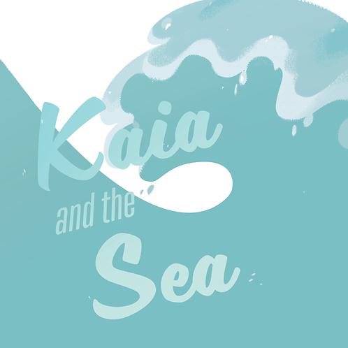 Kaia and the Sea (digital artbook)