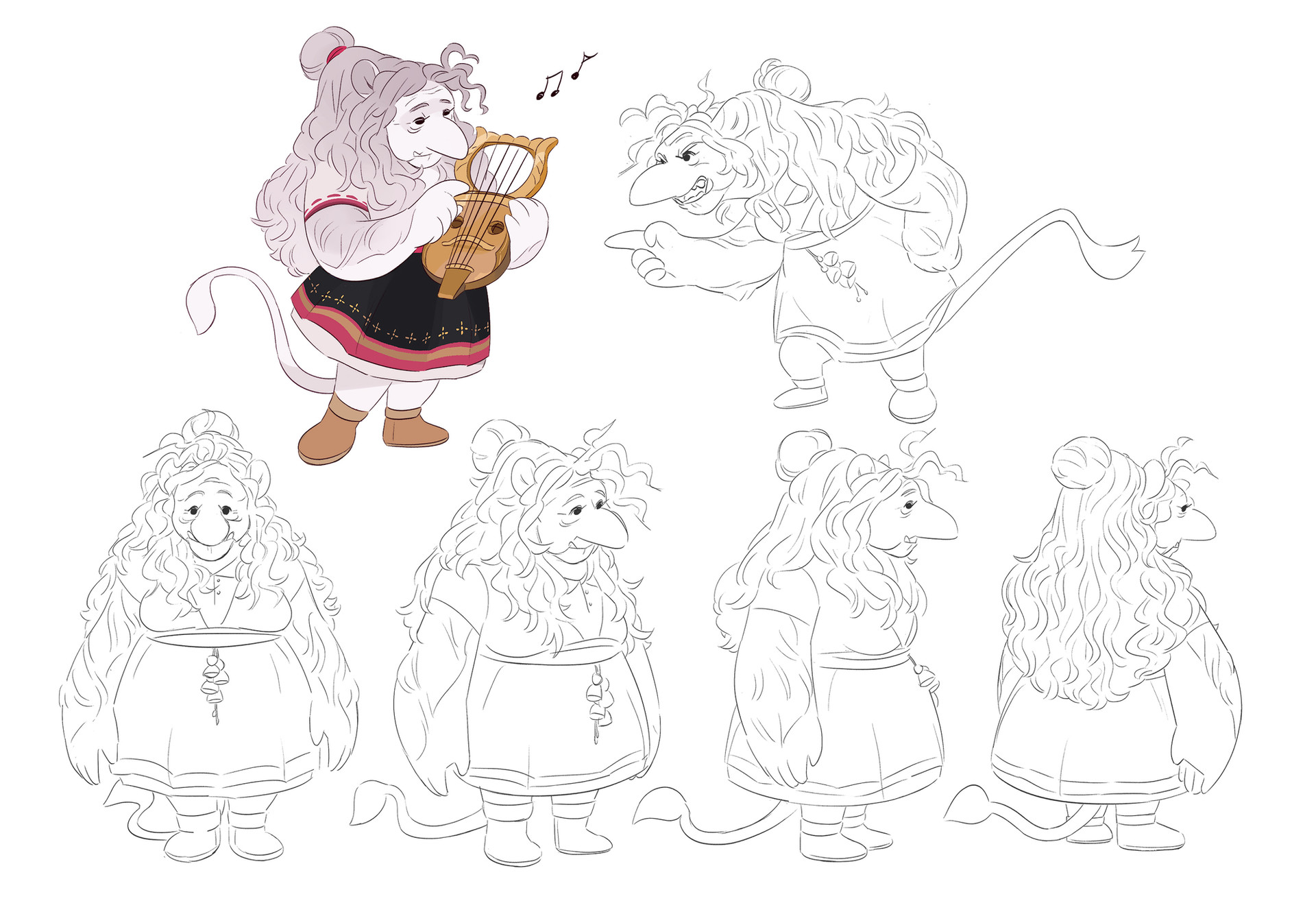Troll (the giant) Character Sheet