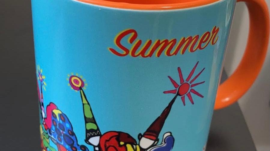 Funny Mug #summer