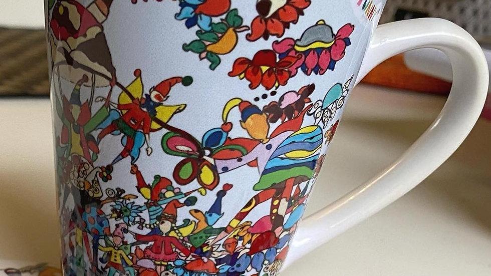 Funny Latte Mug #2