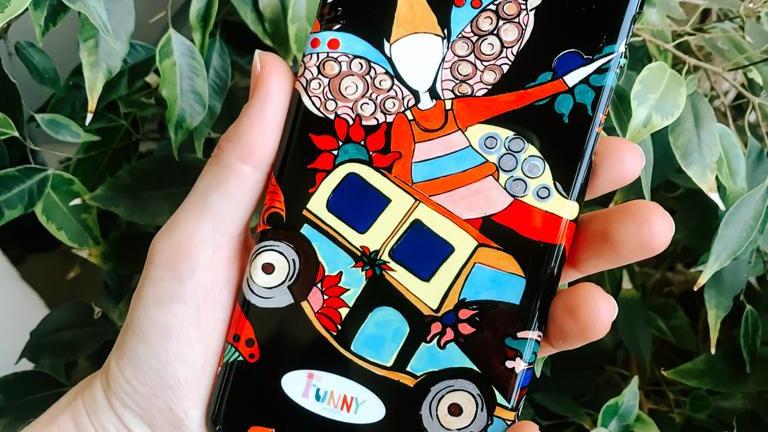 Premium snap phone case #1