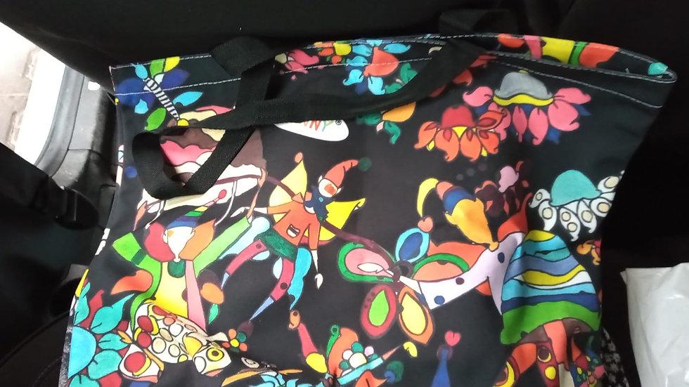 Canvas tote bag #Special