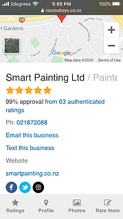 house painters auckland reviews-smart painting ltd