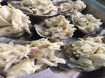 fresh seafood market bethany delaware crab fish seasonings dinner baked goods