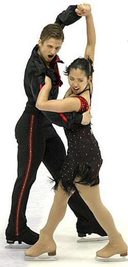 Paso Doble at Nationals