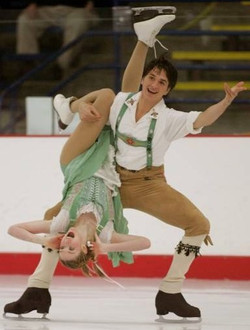 Original Dance at Nationals