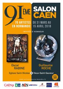 affiche AEN 2018