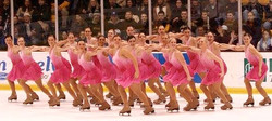 Airbrushed Synchro Dresses