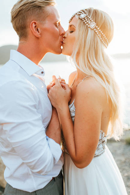 Jana christensen wedding joelle julian