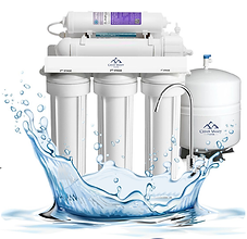 Clean valley water reverse osmosis RO system